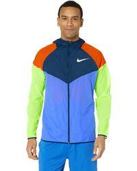 Nike Windrunner (black/black/black/reflective Silver) Men's Coat