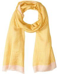 Prana Cecilia Scarf - Yellow