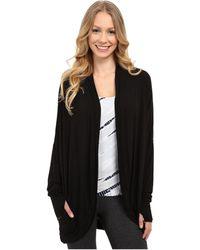 Hard Tail - Cocoon Jacket (black) Women's Coat - Lyst