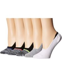 Steve Madden 5-pack Random Feed Footie W/ Dust - Black