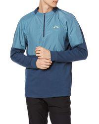 Oakley Bimaterial Fleece - Blue