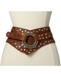 Leatherock - 1071 (grizzly Bark) Women's Belts - Lyst