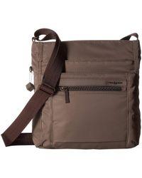 Hedgren Orva Rfid Shoulder Bag - Brown