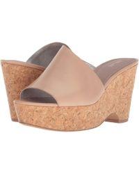 Diane von Furstenberg - Bonnie (black Matte Leather) Women's Shoes - Lyst