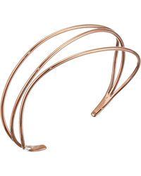 Skagen Kariana Wire Bracelet - Metallic