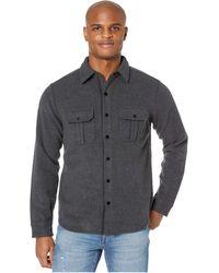 Smartwool Anchor Line Shirt Jacket - Gray