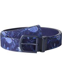 Travis Mathew So Low Belt - Blue