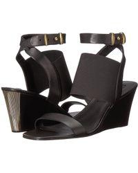 Donna Karan - Gili (black Nappa/elastic) Women's Shoes - Lyst