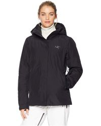 Arc'teryx Andessa Jacket Coat - Black