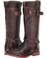 Bed Stu - Gogo Lug (tan Rustic) Women's Shoes - Lyst