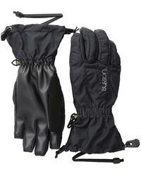 Burton Wms Profile Glove Snowboard Gloves - Gray