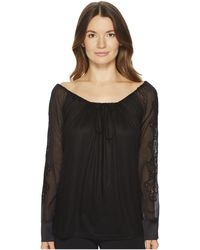 La Perla - English Rose In & Out Shirt - Lyst