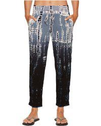 Hard Tail - Crop Pants (black) Women's Casual Pants - Lyst