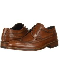 Bugatchi - Sorento Derby (testa Di Moro) Men's Shoes - Lyst