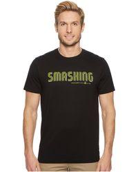 Psycho Bunny - Smashing Printed T-shirt - Lyst