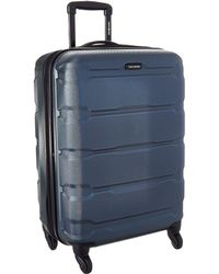 Samsonite - Omni Pc 24 Spinner (teal) Luggage - Lyst
