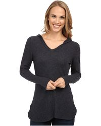 B Collection By Bobeau - Sweater Hoodie - Lyst