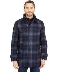 SELECTED Noah Wool Coat - Black