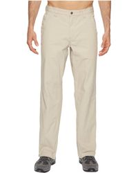 Mountain Khakis - All Mountain Pants Relaxed Fit - Lyst