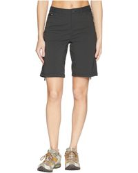 Woolrich - Trail Time Convertible Shorts (faded Rock) Women's Shorts - Lyst