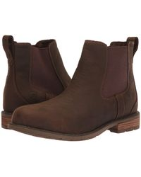 Ariat - Wexford H2o (java) Men's Boots - Lyst