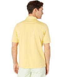 Mod-o-doc Dana Point Short Sleeve Button Front Shirt - Yellow