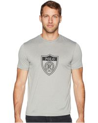 Polo Ralph Lauren - Active Fit Performance T-shirt (andover Heather) Men's T Shirt - Lyst