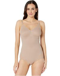 Miraclesuit Extra Firm Sexy Sheer Shaping Bodybriefer 2783 - Natural