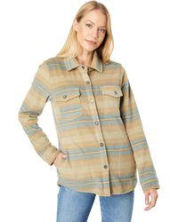 O'neill Sportswear Zuma Superfleece Flannel - Natural