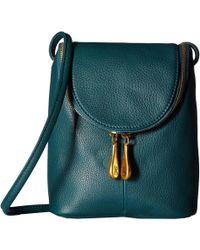 Hobo International Fern (walnut) Cross Body Handbags - Multicolor