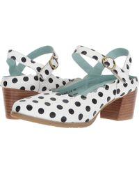 Spring Step - Dotanella (white Mutli) Women's Shoes - Lyst