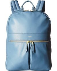 Knomo - Mayfair Luxe Beaux Leather Backpack - Lyst