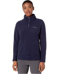 Columbia - Canyon Pointtm Sherpa Pullover - Lyst