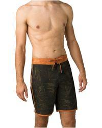 Prana High Seas Shorts - Brown