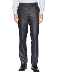 Kenneth Cole Reaction - Techni-cole Suit Separate Stretch Pants (grey/black Check) Men's Dress Pants - Lyst