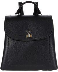 Kate Spade Essential Medium Backpack - Black