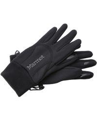 Marmot - Women's Power Stretch Glove (black) Extreme Cold Weather Gloves - Lyst