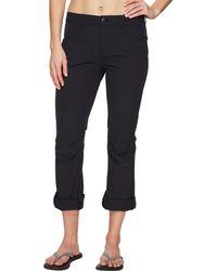 Mountain Khakis - Cruiser Ii Pants Classic Fit (black) Women's Casual Pants - Lyst