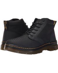 Dr. Martens Bonny Chukka Boot Lace-up Boots - Black