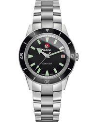 Rado - Hyperchrome - R32500153 (silver) Watches - Lyst
