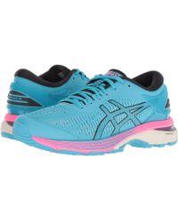 Asics - Gel-kayano(r) 25 (mid Grey/black) Women's Running Shoes - Lyst