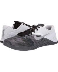Nike - Metcon 4 Xd (black wolf Grey anthracite white) Men s 3ee39d43f