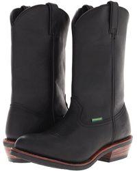 Dan Post - Albuquerque (mid Brown Oily) Cowboy Boots - Lyst