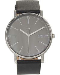 Skagen Signatur Three-hand Watch Watches - Metallic