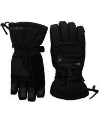 Spyder - Eiger Gore-tex® Ski Gloves - Lyst