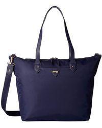 Lipault Plume Avenue Travel Tote Bag - Blue