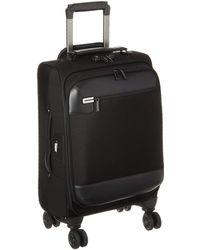ZERO HALLIBURTON 22 Prf 3.0 Nylon Collection - Carry-on Spinner Travel Case - Black