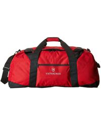 Victorinox Extra-large Travel Duffel (red) Duffel Bags