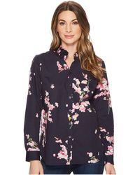 Joules | Lucie Printed Classic Shirt | Lyst