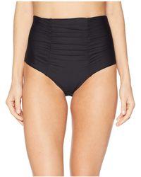 Becca - Magic High-waisted (black) Women's Swimwear - Lyst